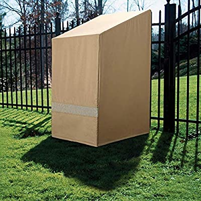 Sure Fit Patio Armour Ripstop Stack of Chairs Cover : Garden & Outdoor