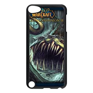 Ipod Touch 5 Csaes phone Case World of Warcraft MSSJ93012