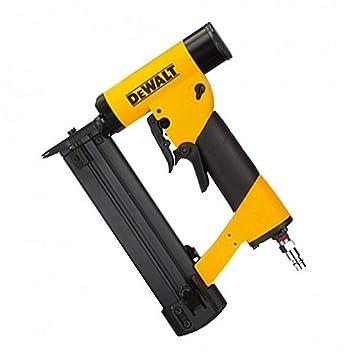 DeWalt DPN2330-XJ Clavadora Acabado 23Ga para Mini-Pin sin Cabeza de 0, Negro y amarillo: Amazon.es: Bricolaje y herramientas