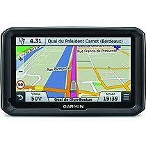 "Garmin Dezl 770LMT - GPS para camiones de 7 "", mapas de Europe, negro"