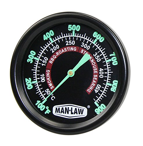 MAN LAW BBQ MAN T702BBQ Thermometer product image