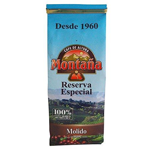 (Montaña Coffee Reserve Medium Roast Costa)