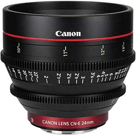 Review Canon CN-E 24mm T1.5