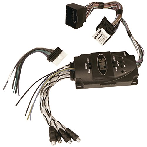 Click to buy PAC AA-GM44 Amplifier Integration Interface for Select 2010 and Up GM Vehicles - From only $29.99