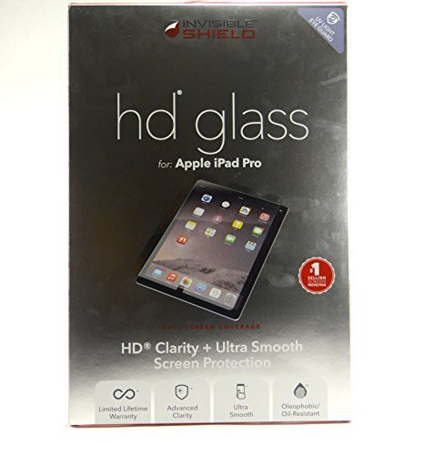 ZAGG InvisibleShield HD Glass for iPad Pro - Clear by ZAGG