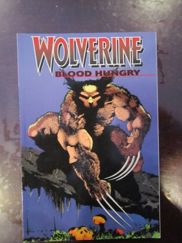 Wolverine Blood Hungry Comic