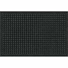 Eco Mat Squares Entrance Door Mat, 2-Feet by 3-Feet, Onyx