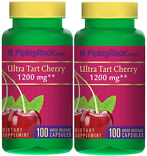 piping-rock-ultra-tart-cherry-1200-mg-2-bottles-x-100-quick-release-capsules-dietary-supplement