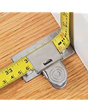 Measuring Tape Clip Precision Tape Measuring Tool for Corners Clamp Holder A Precise Accurate Measurement in Any Spot