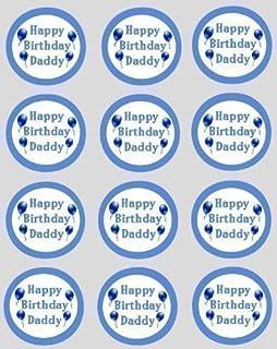 Happy Birthday Dad Banner: Amazon.co.uk: Toys & Games