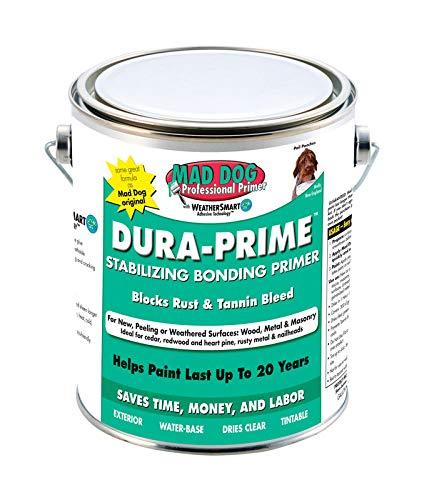 - MAD DOG MDPDP-025 Dura-Prime Stabilizing Bonding Primer, 1 quart