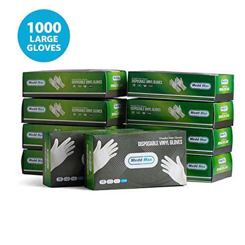 1000 disposable gloves - 9