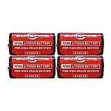 c 123 batteries - SureFire SF123A 3-Volt Lithium Battery-4-pack