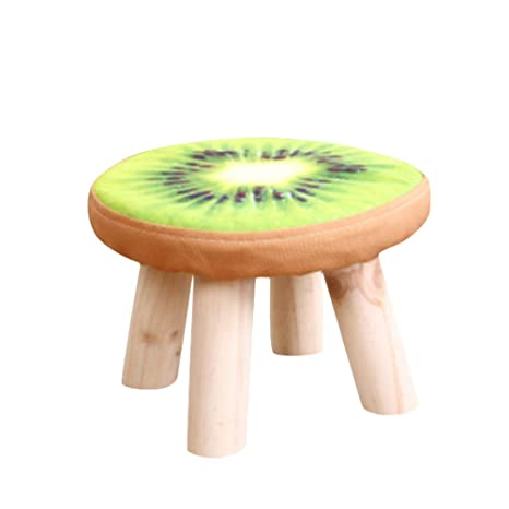 Enjoyable Amazon Com Retyion Kids Solid Hard Wood Short Stool Ibusinesslaw Wood Chair Design Ideas Ibusinesslaworg