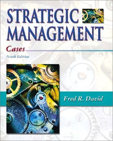 Read Online Strategic Management Cases 9th EDITION PDF Text fb2 ebook