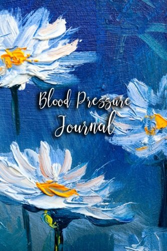 Blood Pressure Journal: Daily Blood Pressure Notebook, Undated with Comments Section, Time and Reading (6 x 9)(V2)