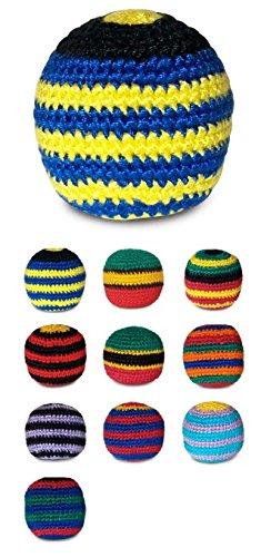 Amazoncom Sipa Sipa Footbag Hacky Sack Original Crocheted Footbag