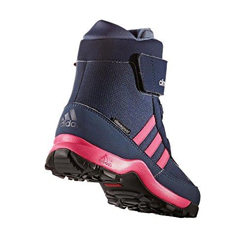 adidas ® CW Adisnow SCF CP K Kinderwinterschuhe CONAVY/BAHPNK/TECINK
