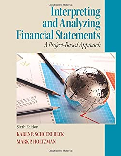 The intelligent company five steps to success with evidence based interpreting and analyzing financial statements 6th edition fandeluxe Choice Image