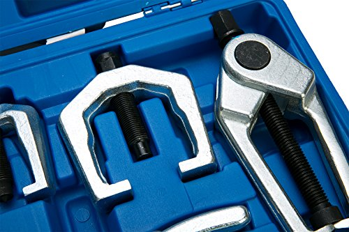 8milelake 6pc Front End Service Tool Kit Ball Joint Separator Pitman Arm Tie Rod Puller by 8MILELAKE (Image #4)