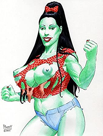 Share Green girl hulk naked confirm. And