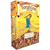 TorahLine Game - Fun Jewish/Torah Learning (English/Hebrew 2nd Ed.)