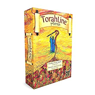 TorahLine Game - Jewish Toy (English/Hebrew 2nd Ed.)