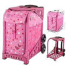Zuca Bag Sweetheartz - Pink Frame by ZUCA