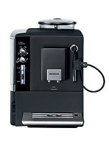 Siemens Te503209Rw - Cafetera automática, 1600W, 2 tazas, 1.7L, 15 bares, automática), color antracita