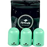 Sploofy Smoke Air Filter Replacement Cartridges - GREEN Three Pack