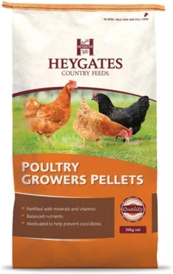 heygates Corral Pellets de cultivadores con ACS 20kg