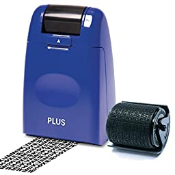 Plus Guard Your ID Roller Value Pack, Blue