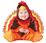 InCharacter Baby Lil Gobbler Turkey Costume