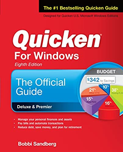 quicken for windows the official guide eighth edition quicken rh amazon com Windows 7 Starter Edition Windows 7 Enterprise
