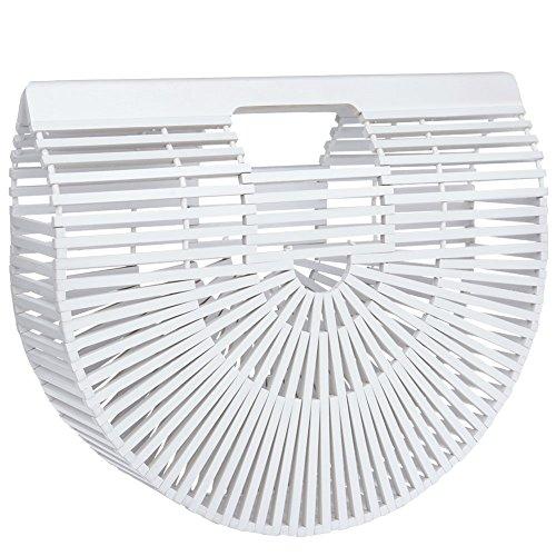 Buy white straw purses for women BEST VALUE, Top Picks Updated + BONUS