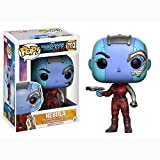 Funko POP Movies: Guardians of the Galaxy 2 Nebula Toy Figure