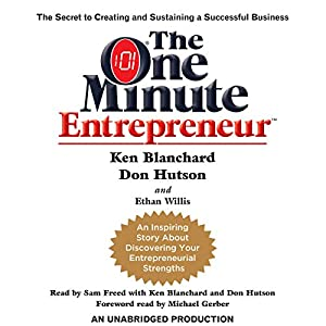 The One Minute Entrepreneur Hörbuch