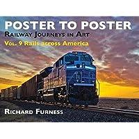 Railway Journeys in Art: Rails Across America