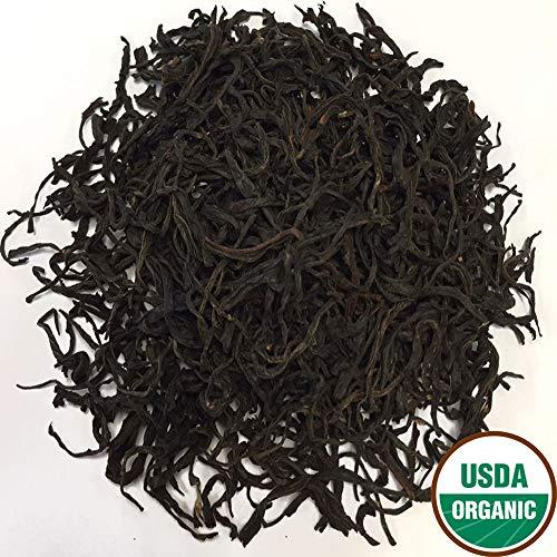 Simpson & Vail, Leafy Black Organic Colombian Loose Leaf Tea – 1 Ounce Pkg / 10-12 Cups