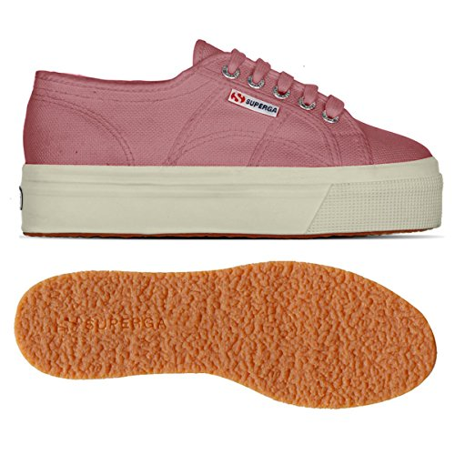 Superga Acotw Linea Up and Down, Women's Trainers Dusty Rose