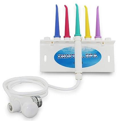 Equipo dental Herramientas de Limpieza de Dientes,Dientes de Flosser de Jet de Agua Juegos