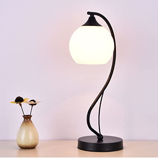 Table Lamps Reading Lamp Bedroom Bed Light Traditional For Study For