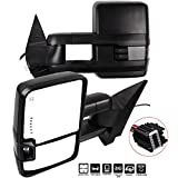 Best Specific Camera For Chevies - ECCPP Towing Mirrors A Pair of Exterior Automotive Review