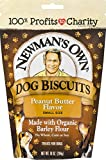 Newman'S Own Dog Biscuits, Peanut Butter Formula – Small, 10-Oz. (Pack Of 6) Review