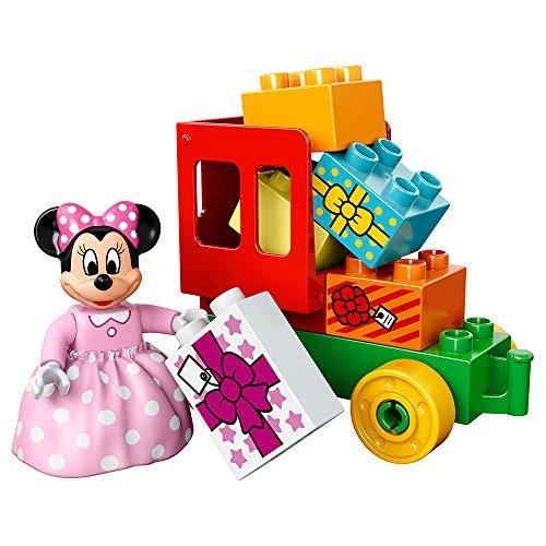51zKkCeP4VL - LEGO Duplo l Disney Mickey Mouse Clubhouse Mickey & Minnie Birthday Parade 10597 Disney Toy