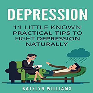 how to get out of depression naturally