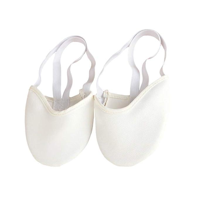 Kinder Erwachsene Mädchen Segeltuch Ballett Tanz Schuhe 5 Farben
