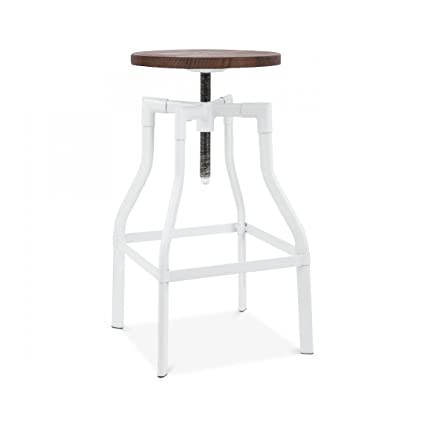 Stupendous Amazon Com Design Lab Mn Ls 9201 Whtw Machinist Adjustable Uwap Interior Chair Design Uwaporg