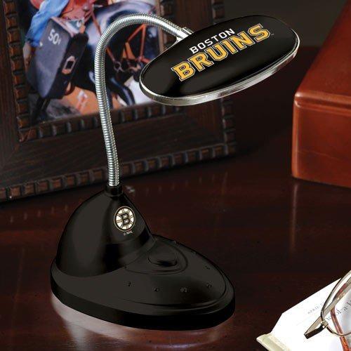 NHL Boston Bruins LED Desk Lamp, One Size, Multicolor