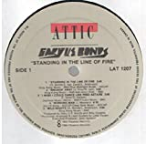 Standing In The Line Of Fire - Gary US Bonds [Vinyl LP Record]